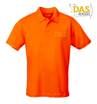 Bild von Polo Shirt COOL-Play JC040 Electric Orange
