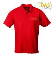 Afbeeldingen van Polo Shirt COOL-Play JC040 Fire-Red
