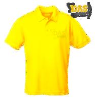 Afbeeldingen van Polo Shirt COOL-Play JC040 Sun-Yellow