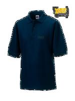 Afbeeldingen van Polo Shirt Classic Z539 65-35% French-Navy