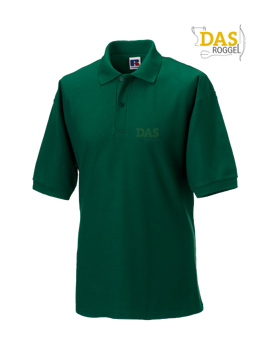 Bild von Polo Shirt Classic Z539 65-35% Bottel-Green
