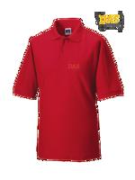 Afbeeldingen van Polo Shirt Classic Z539 65-35% Classic-Red