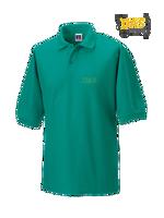 Afbeeldingen van Polo Shirt Classic Z539 65-35% Winter-Emerald