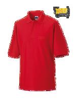 Afbeeldingen van Polo Shirt Classic Z539 65-35% Bright-Red