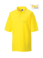 Afbeeldingen van Polo Shirt Classic Z539 65-35% Yellow