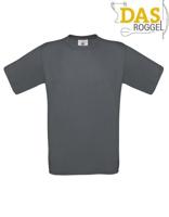 T-Shirt B&C 190 Men Dark Grey
