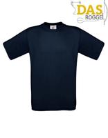 T-Shirt B&C 190 Men Navy