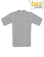 T-Shirt B&C 190 Men Sport Grey