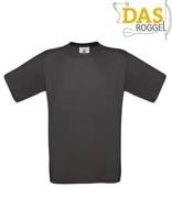 T-Shirt B&C 190 Men Used Black