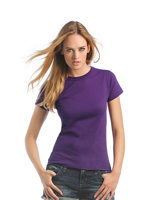 Afbeelding voor categorie T-Shirt B&C 190 Women