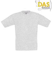 T-Shirt B&C 190 Kids Ash (Heather)