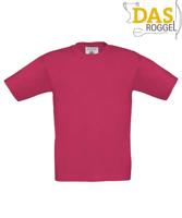 T-Shirt B&C 190 Kids Sorbet