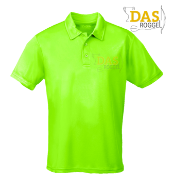 Afbeeldingen van Polo Shirt COOL-Play JC040 Electric Green
