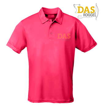 Afbeeldingen van Polo Shirt COOL-Play JC040 Electric Pink