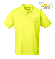 Afbeeldingen van Polo Shirt COOL-Play JC040 Electric Yellow