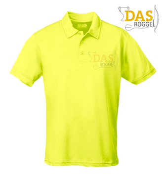 Image de Chemise  COOL-Play JC040 Electric Yellow