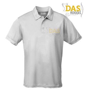 Afbeeldingen van Polo Shirt COOL-Play JC040 Heather-Grey