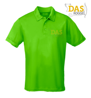 Afbeeldingen van Polo Shirt COOL-Play JC040 Lime-Green