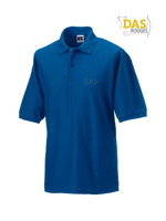 Afbeeldingen van Polo Shirt Classic Z539 65-35% Bright Royal