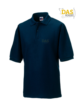 Bild von Polo Shirt Classic Z539 65-35% French-Navy