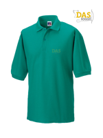 Afbeeldingen van Polo Shirt Classic Z539 65-35% Winter-Emerald