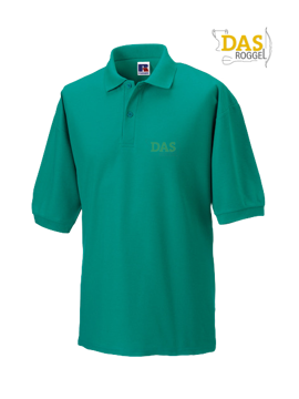 Bild von Polo Shirt Classic Z539 65-35% Winter-Emerald