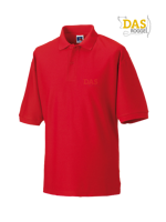 Afbeeldingen van Polo Shirt Classic Z539 65-35% Bright-Red