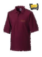 Afbeeldingen van Polo Shirt Classic Z539 65-35% Burgundy