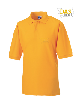 Picture of Polo Shirt Classic Z539 65-35% Pure-Gold