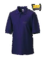 Afbeeldingen van Polo Shirt Classic Z539 65-35% Purple
