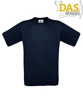 T-Shirt B&C 190 Men Navy