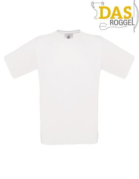 T-Shirt B&C 190 Men White
