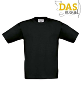 T-Shirt B&C 190 Kids Black