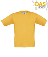 T-Shirt B&C 190 Kids Gold