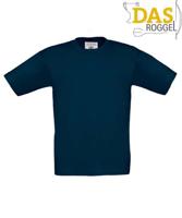 T-Shirt B&C 190 Kids Navy