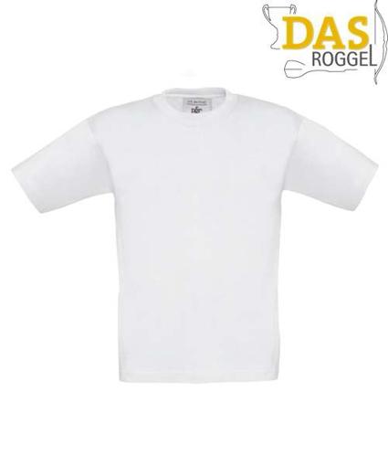 T-Shirt B&C 190 Kids White
