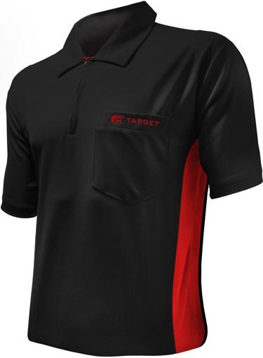 Afbeelding van Target Coolplay Hybrid BLACK-RED