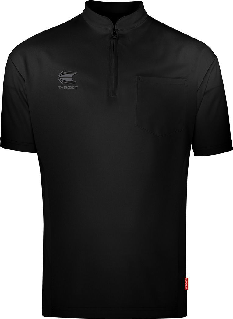 Picture of Target Coolplay Collarless Black