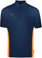 Afbeeldingen van Target Coolplay Collarless Dark Blue Orange