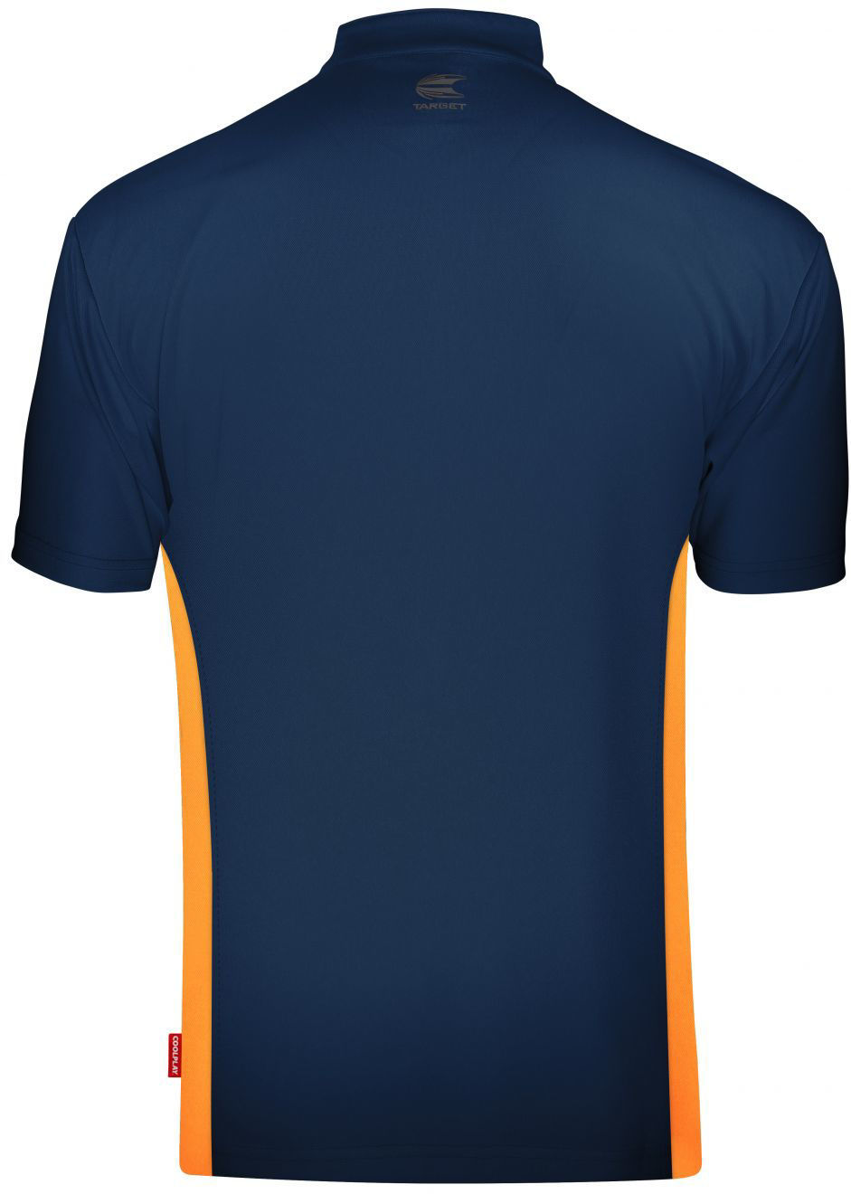 Afbeelding van Target Coolplay Collarless Dark Blue Orange