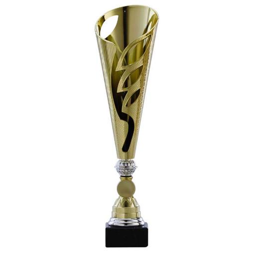 Image sur Trophée Serie A1078 Or-Argent-Bronze