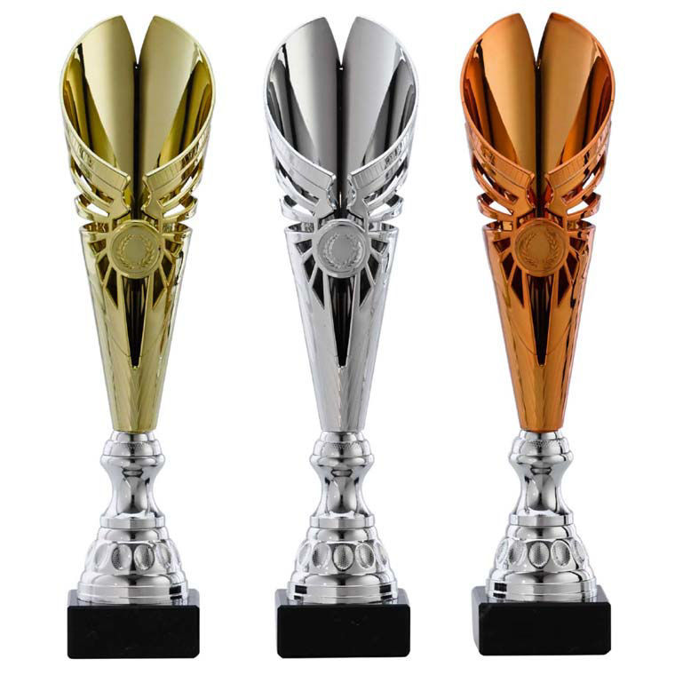 Picture of Trophy Serie A1100 Gold-Silver-Brons