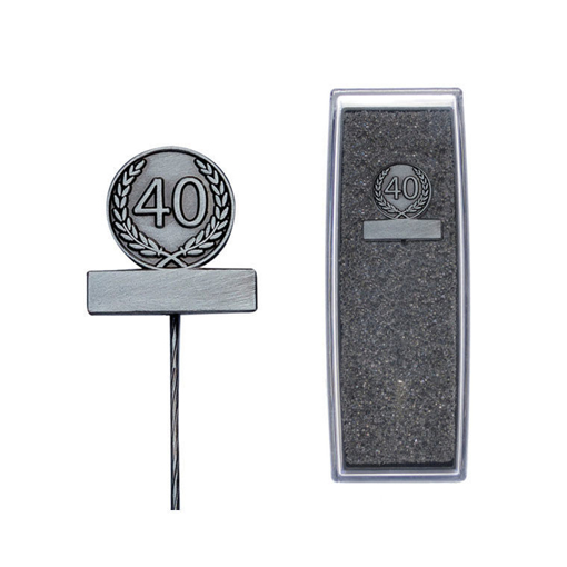 Picture of Anniversary Pin 40 Year