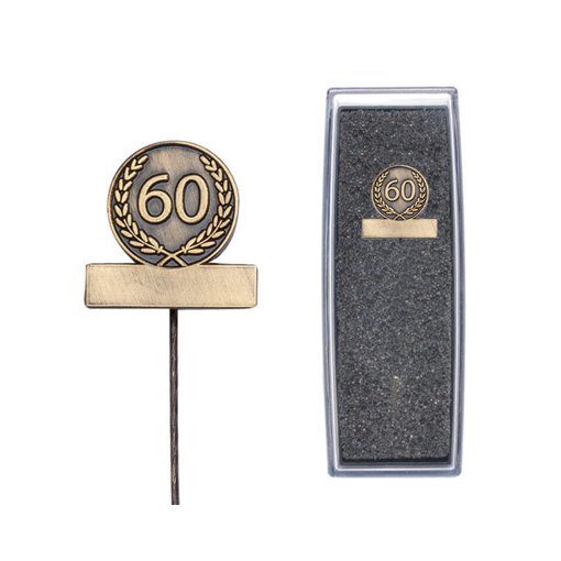 Picture of Anniversary Pin 60 Year