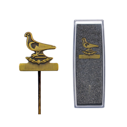 Picture of Anniversary Pin Pigeons