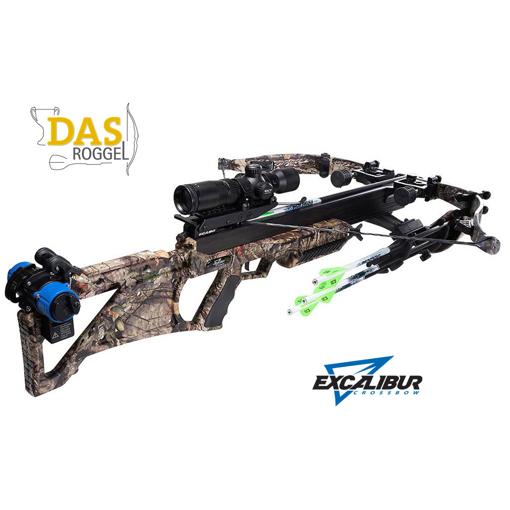 Excalibur Bulldog 440 Mobuc Kruisboog 300 Lbs Recurve
