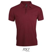 Afbeeldingen van Sol's Men's Polo Shirt Prime Burgundy