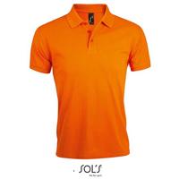 Afbeeldingen van Sol's Men's Polo Shirt Prime Orange